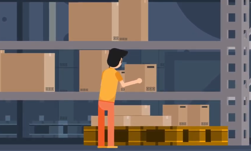 maximize warehouse space