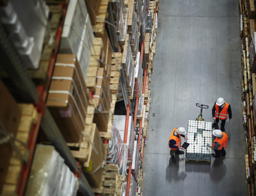SEEKING A WAREHOUSING SOLUTION FOR OVERFLOW INVENTORY? HERE'S ONE.